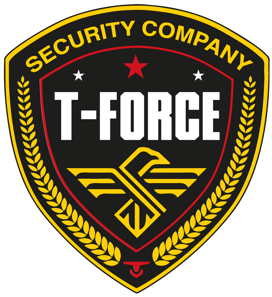 Logo T-Force Security  Company Vietnam